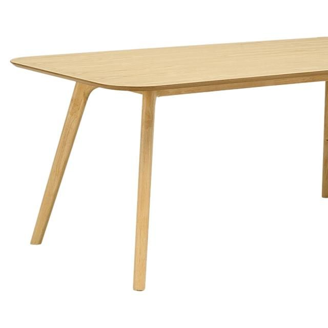 Iniko Roden Natural Rectangle Dining Table