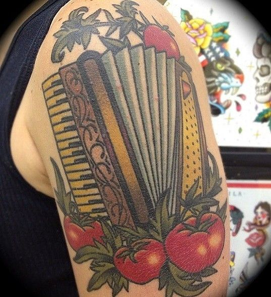 accordion tattoo google search tat inspiration pinterest search and tattoos and body art. Black Bedroom Furniture Sets. Home Design Ideas