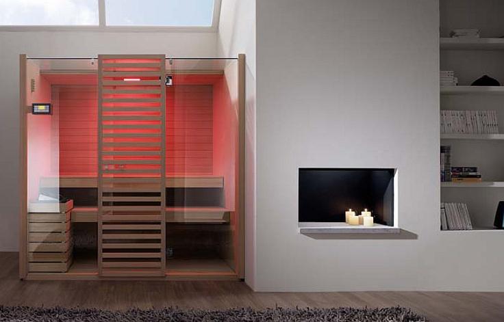 INOUT-HOME / EFFEGIBI Sky sauna