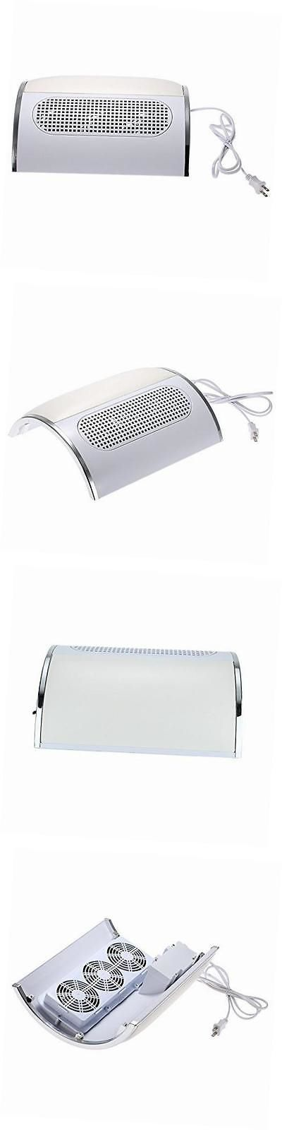 Nail Art Accessories: Pro Nail Dust Collector Fingernail Cleaning Suction Collection Fan Nail Art -> BUY IT NOW ONLY: $74.66 on eBay!