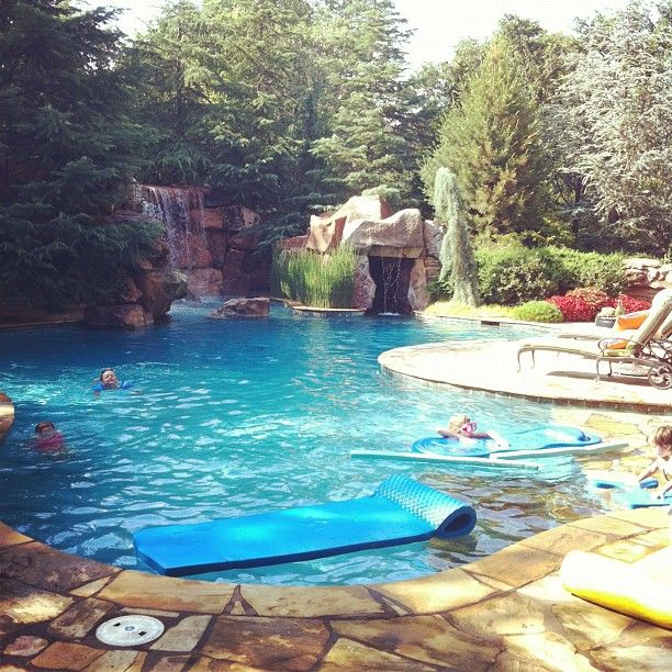 Indoor pool grotte  970 best Pool images on Pinterest | Dream pools, Backyard pools ...