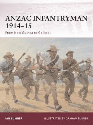 ANZAC Infantryman 1914–15: From New Guinea to Gallipoli by Ian Sumner