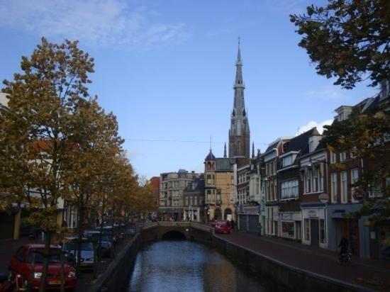 Leeuwarden, provincial capital of Friesland. (Tripadvisor: Broadswordfish, dec 2009)