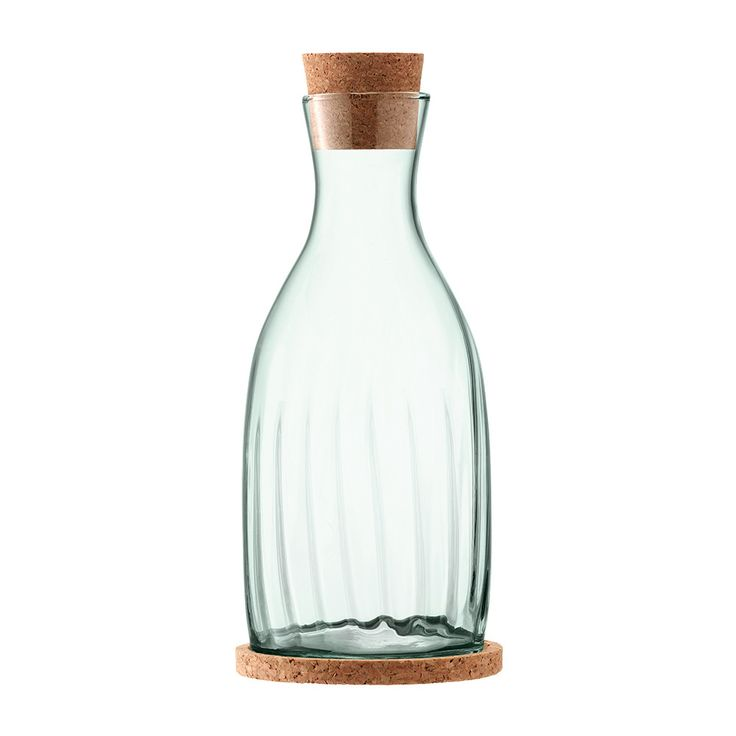 Discover the LSA International Mia Water/Wine Carafe & Stopper at Amara