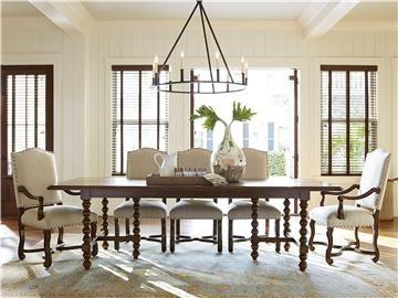 Paula Deen Home | Dogwood | Dogwood Dinner Table | 596655
