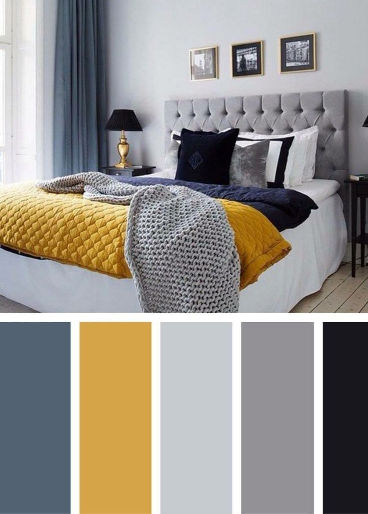 Blue Mustard Greys Black Bedroom Colours Yellow Master Bedroom Living Room Colors Bedroom Colors
