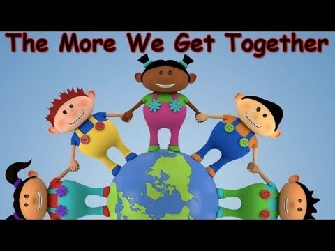 """The More We Get Together"" by The Learning Station is a popular children's song…"