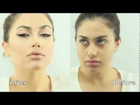 Trucco ispirato ad Angelina Jolie - VideoTrucco
