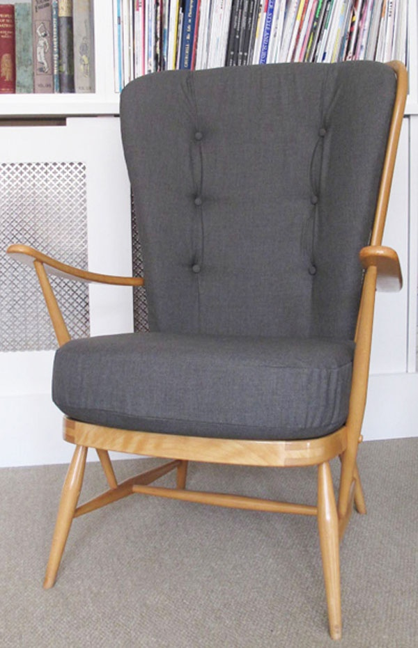 HOUSE INVENTORY   Vintage Ercol High Back Chair32 best Ercol images on Pinterest   Armchairs  Ercol chair and  . Ercol Easy Chairs For Sale. Home Design Ideas