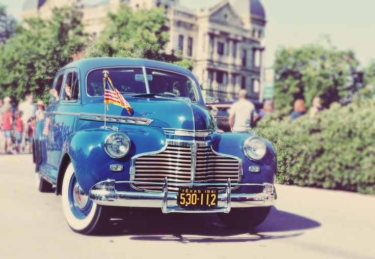 Texas '41: Transportation