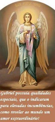 Devoção e Fé - Blog Católico: Oração ao Arcanjo São Gabriel O Anjo da Anunciação-Pe Marcelo Rossi