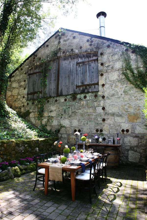 : Dining Area, Alfresco, Brick Patio, Outdoor Parties, Dinners Parties, To Fresh, Outdoor Sets, Gardens Parties, Outdoor Spaces