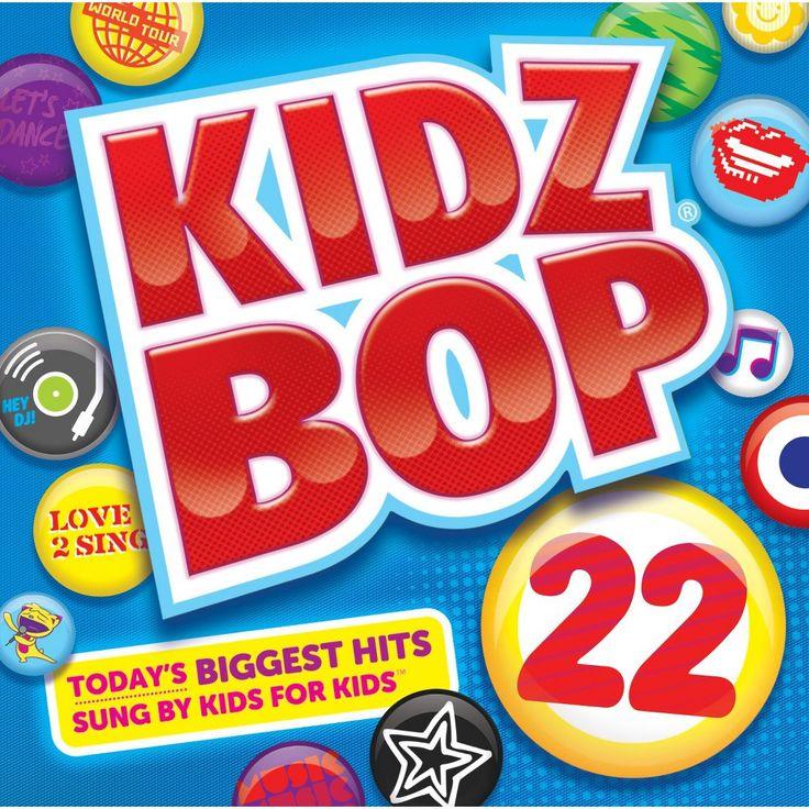 Kidz bop 22 pop music kidz bop bop pops cereal box