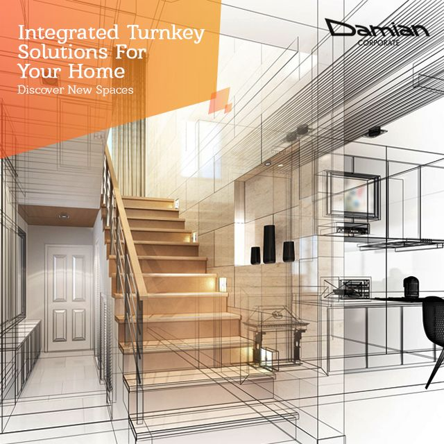 our integrated architecture method focuses on making the existing interiors of your home