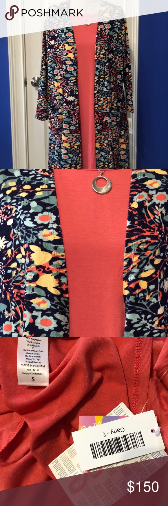 Another perfect pairing for LuLaRoe! BNWT S LEGGING MATERIAL ( meaning super soft against your skin ) CARLY / BNWT M SARAH LuLaRoe Dresses
