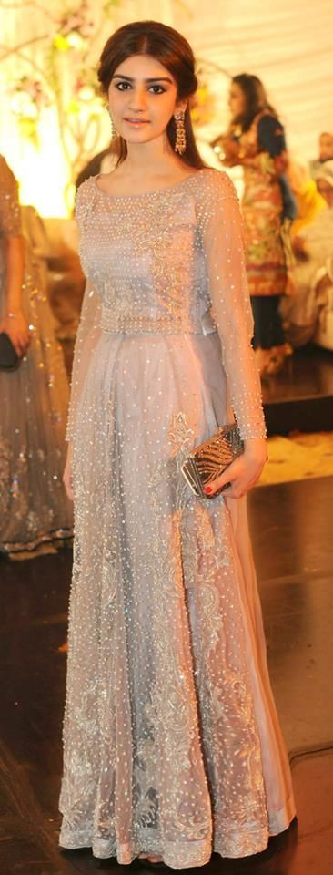 Party & Wedding Wear Frocks Designs 2016-2017 Collection | StylesGap.com