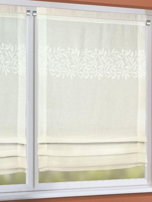 48 best Gardinen im Landhausstil images on Pinterest Farmhouse - küchengardinen mit schlaufen