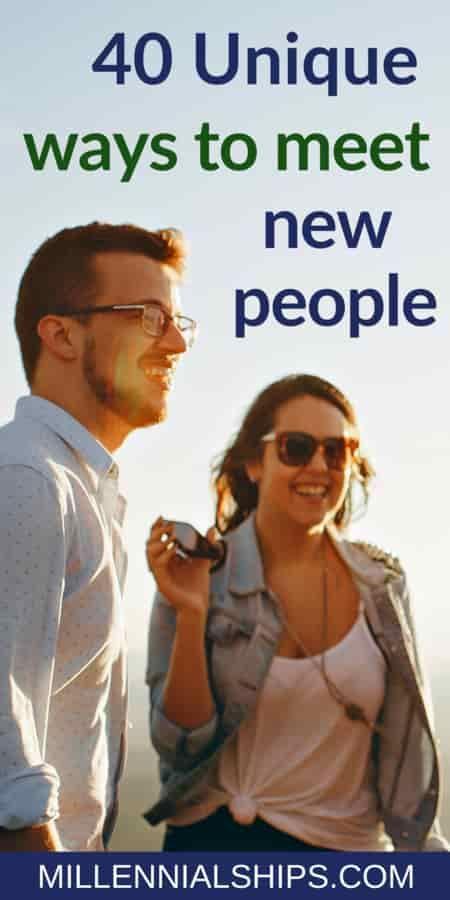 Single people meet