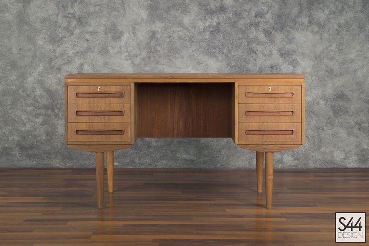 Biurko – Teak – Danish Design