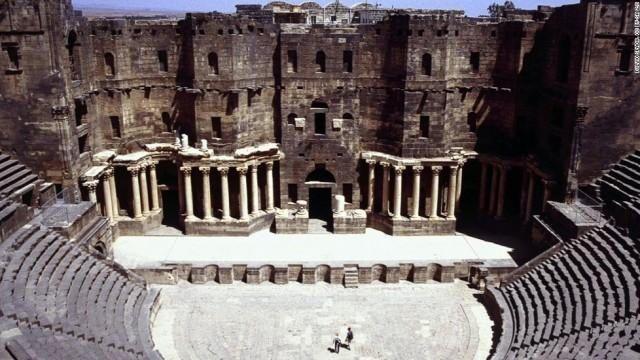 Lorsque la guerre menace de détruire les plus grands monuments de l'histoire, les gens ne peuvent évaluer l'étendue des pertes irréparables (16 photos)