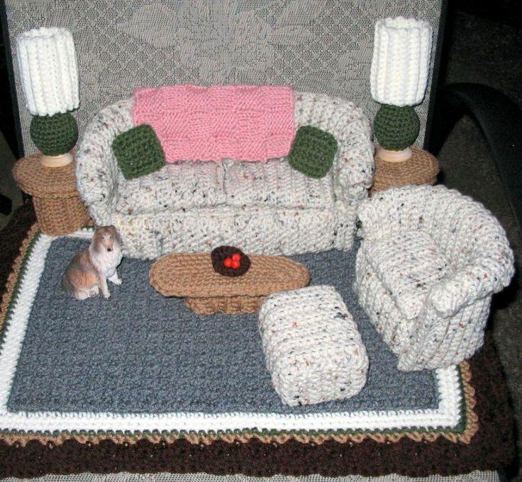 Barbie's furniture