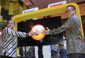 terkini Layanan Indosat Ramaikan Cellular Show dan Festival Komputer Indonesia 2014