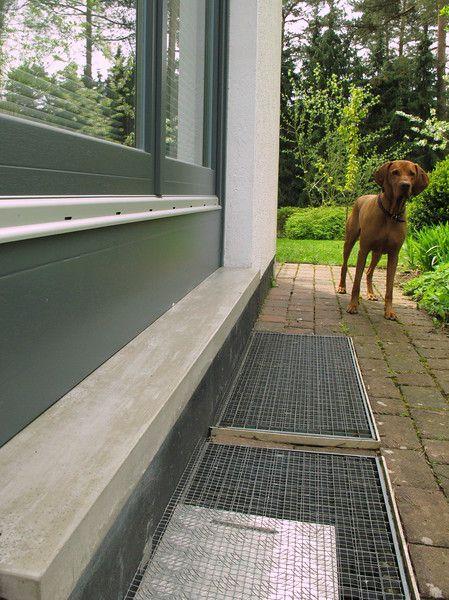 Fensterbänke Aus Beton Für Innen Und Außen Werten Das Erscheinungsbild Des  Hauses Auf. Nach Maß
