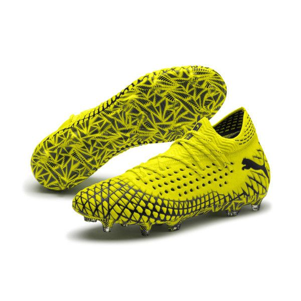 Puma Future 4 1 Netfit Fg Ag Men S Soccer Cleats In 2020 Football Boots Mens Football Boots Mens Soccer Cleats
