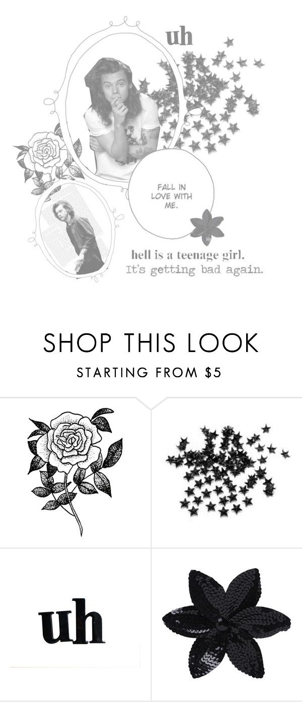 """""""≫♡Hary Styles♡≪"""" by mythoughtswouldkillme ❤ liked on Polyvore featuring Forever 21, INC International Concepts and ASOS"""