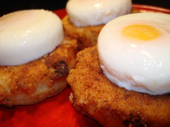 Fried Grits Patties Recipe