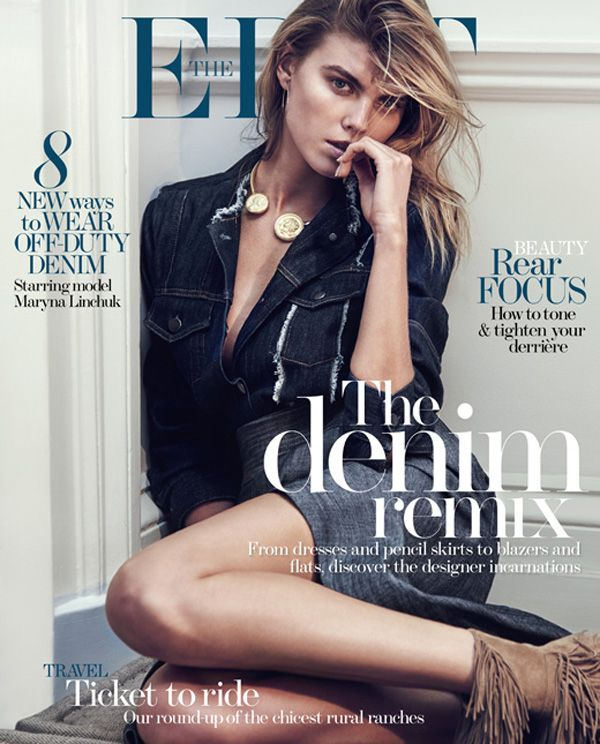 High Fashion Tips From The Edit's Denim Issue