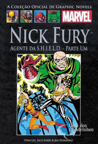 Coleção Oficial de Graphic Novels Marvel, A - Clássicos n° 8 - Salvat