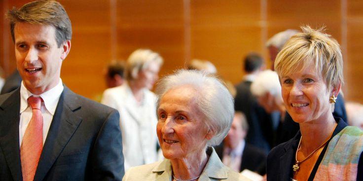 Johanna Quandt, head of the family that controls BMW, has died at 89   http://www.businessinsider.com/r-bmw-shareholder-johanna-quandt-has-died-spokesman-2015-8?utm_content=buffer0b934&utm_medium=social&utm_source=pinterest.com&utm_campaign=buffer