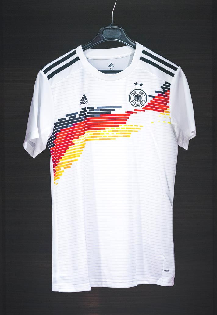 b45539d0a adidas Unveil Germany 2019 WWC Home Shirt - SoccerBible