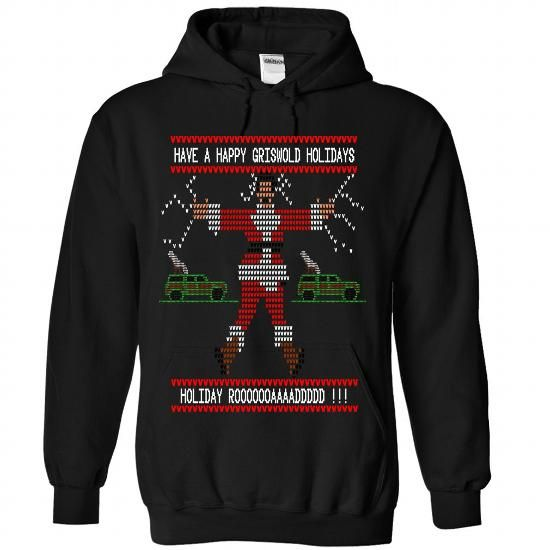 Griswold Christmas - #men shirts #hoodies for girls. BUY TODAY AND SAVE => https://www.sunfrog.com/Christmas/Griswold-Christmas-3690-Black-Hoodie.html?60505