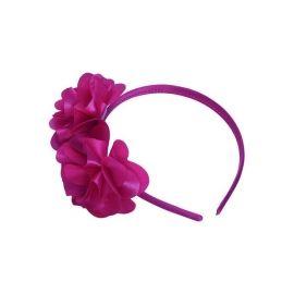 #Molo #Flower #Hair Band: Pink Glow #HerbertandStella #kidsclothing #Yorkshire #boutique #shop