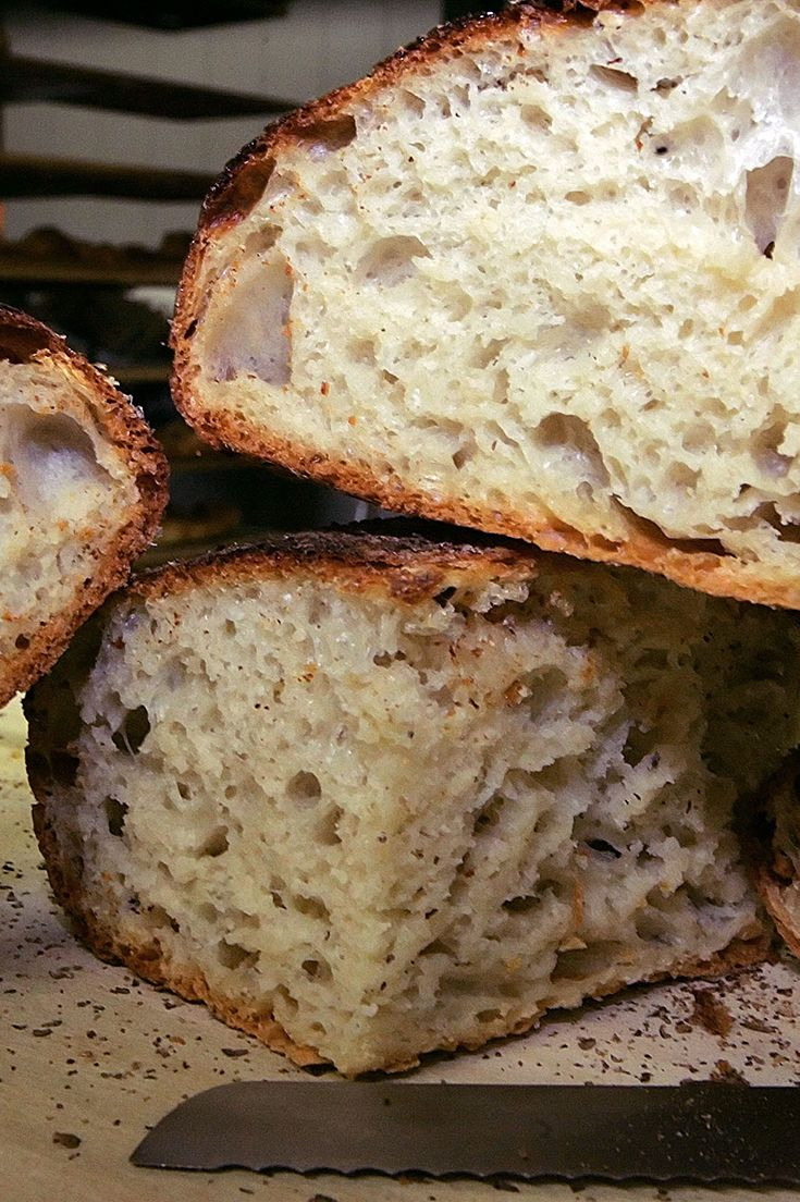 Here is one of the most popular recipes The Times has ever published, courtesy of Jim Lahey, owner of Sullivan Street Bakery. It requires no kneading. It uses no special ingredients, equipment or techniques. And it takes very little effort — only time. You will need 24 hours to create the bread, but much of this is unattended waiting, a slow fermentation of the dough that results in a perfect loaf. (Photo: Ruby Washington/The New York Times)
