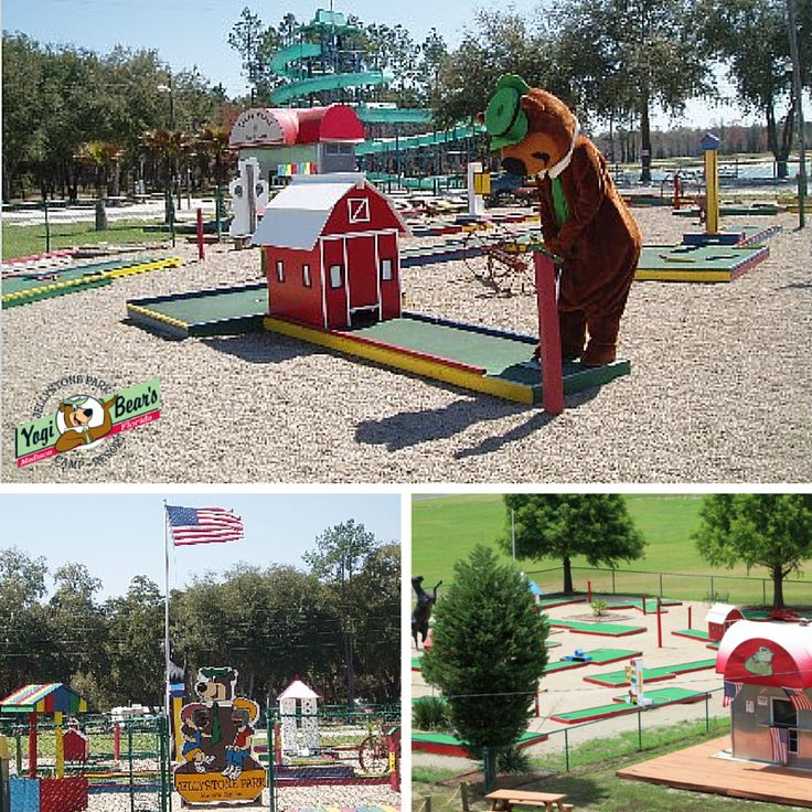 activities amenities golf