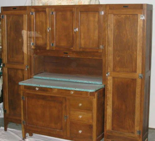 Sellers Hoosier Kitchen Cabinet