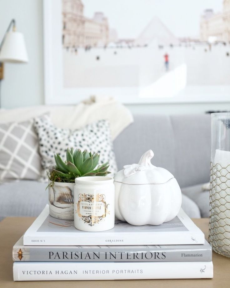 5 Quick Ways to Bring Fall Into Your Home #theeverygirl