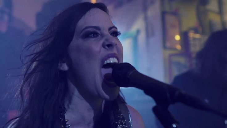 I made a fun/trippy music video for local rock band (Sony A7S mk ii) #Videography