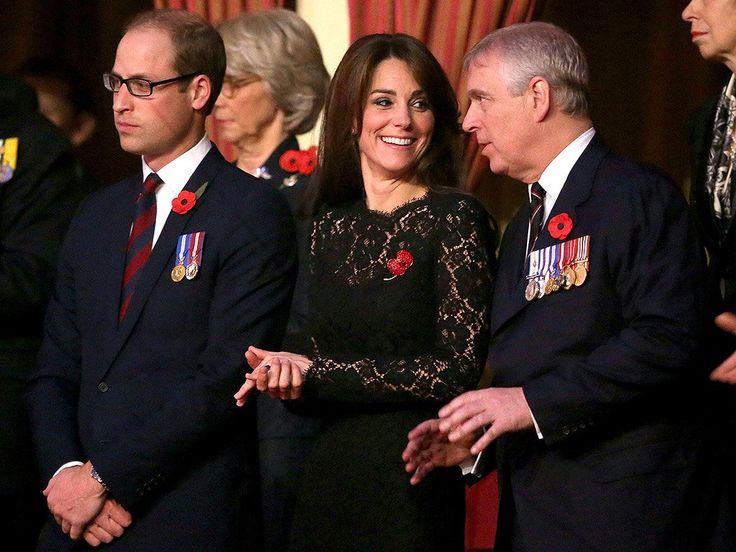 Why the Royal Family Wears Red Poppy Pins — and What It Signifies | PEOPLE.com