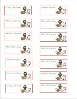FreeNativitySceneGiftTags12172010 | Christmas Printables | Pinterest