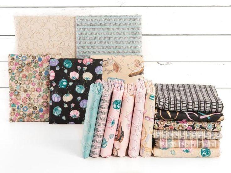 RJR Sew in Love by Dan Morris 4 Yard Fabric Cuts | Craftsy