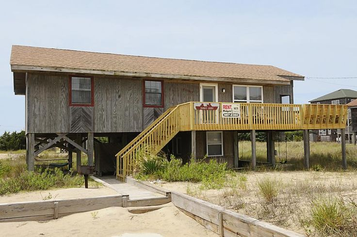 17 best images about obx rental on pinterest devil for Hatteras cabins rentals