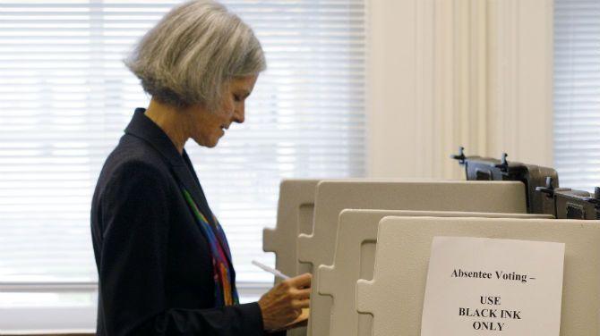 De leider van de Amerikaanse groene partij, Jill Stein diende eind november 2016 een aanvraag in om de stemmen van de Amerikaanse presidentsverkiezing in de staat Wisconsin te hertellen.