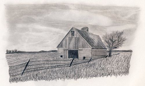 how to add shading to pencil drawing photoshop