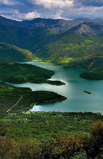 Greece Travel Inspiration - The Lake of Ladonas River - Arcadia, Greece