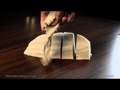 Kinetic Sand is the Toy That Would Have Blown Your GAK Out of the Water