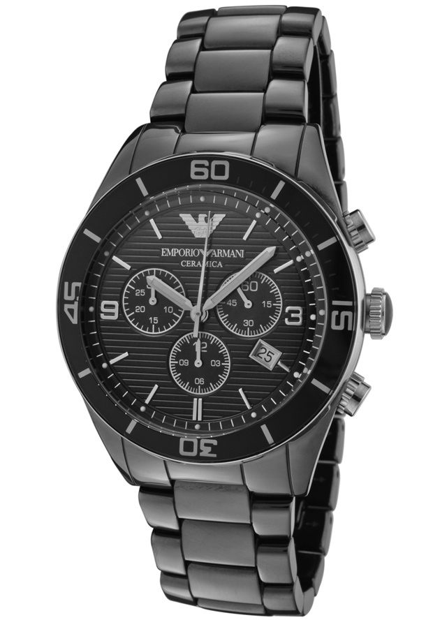 Price:$299.00 #watches Emporio Armani AR1421, A true work of art. This Emporio Armani timepiece glows with a unique aura it is sure to be the perfect addition to your timepiece collection.